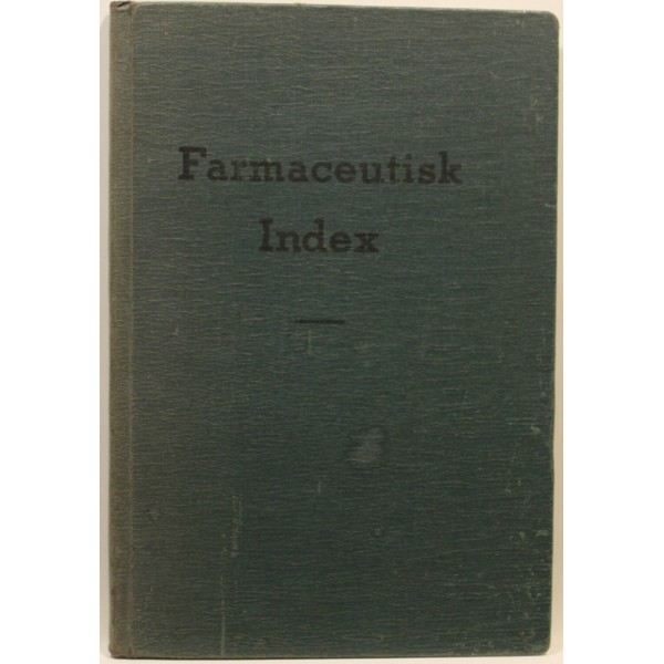Farmaceutisk Index