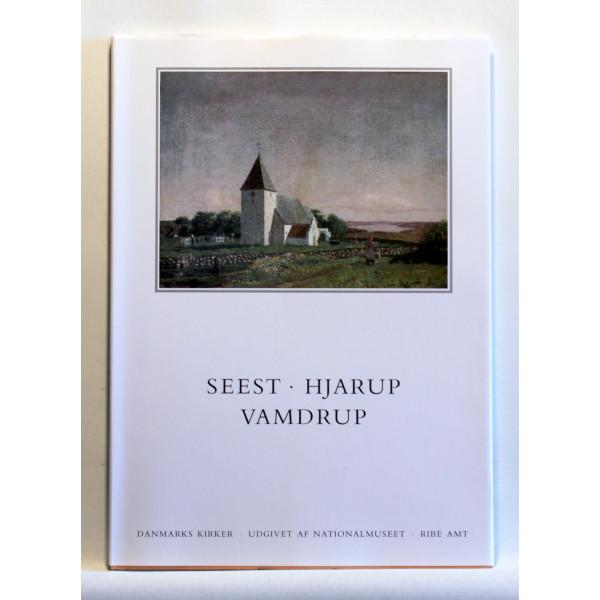 Danmarks Kirker Seest - Hjarup - Vamdrup