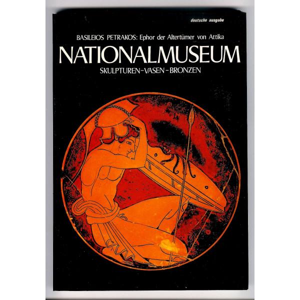Nationalmuseum. Skulpturen -Vasen - Bronzen