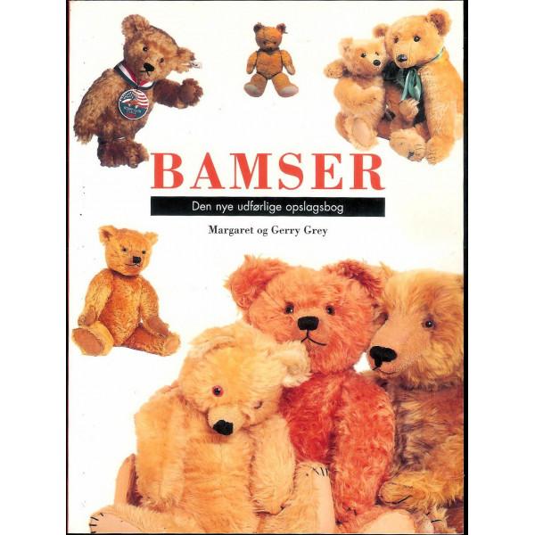 Bamser. Den udførlige opslagsbog