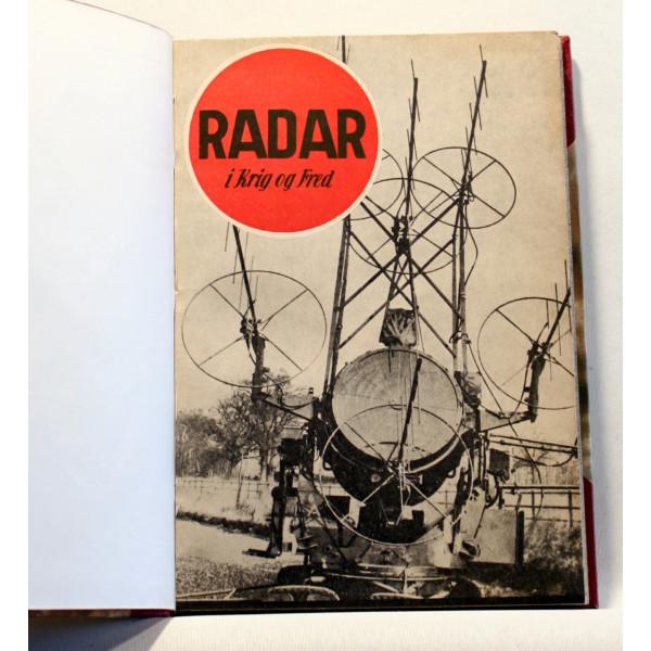 RADAR - i krig og fred