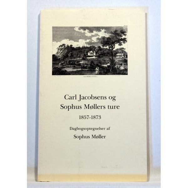 Carl Jacobsens og Sophus Møllers ture 1857-1873