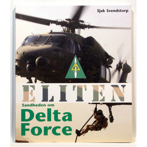 Eliten. Sandheden om Delta Force