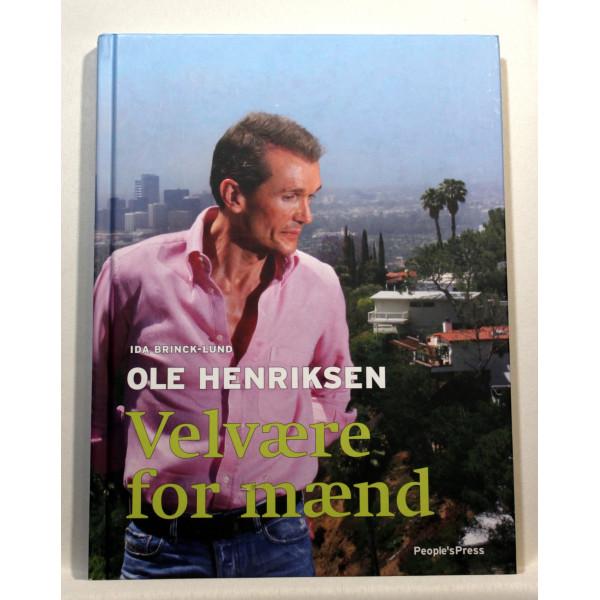Ole Henriksen. Velvære for mænd