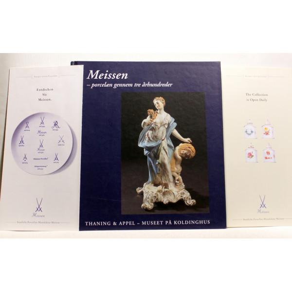 Meissen - porcelæn gennem tre århundreder