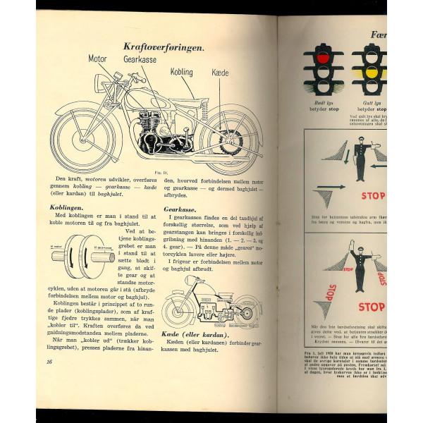 Teorien til Motorcykle-køreprøven