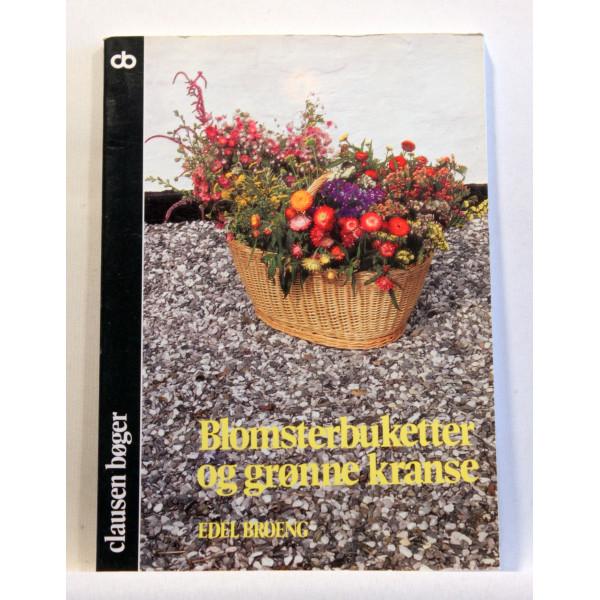 Blomsterbuketter og grønne kranse